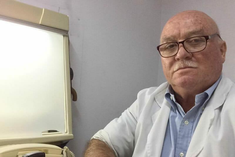 Dr. Alfredo Del Sel