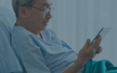 Las videollamadas como estrategia terapéutica